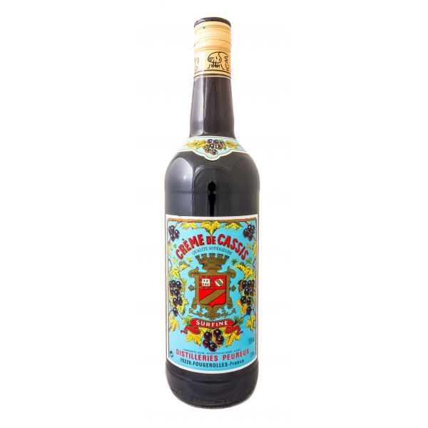 Black Currant Liqueur Peureux