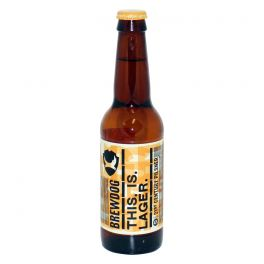 BrewDog This is Lager