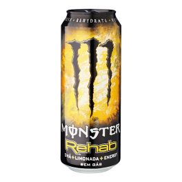 Monster Rehab Limonada
