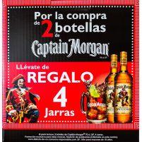 Capitan Morgan Spiced Promobox