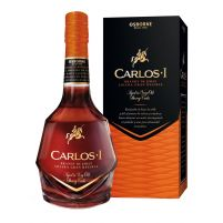 Carlos I Solera Gran Reserva Boxed Bottle
