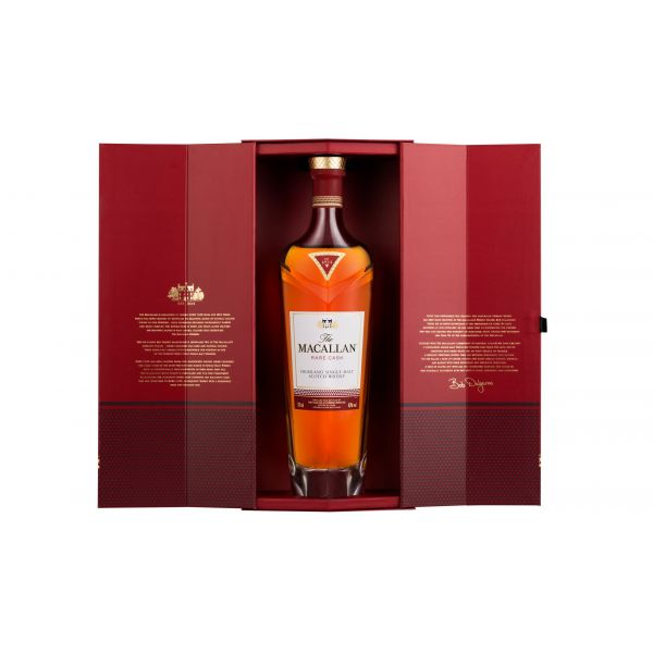 Macallan Rare Cask Boxed Bottle