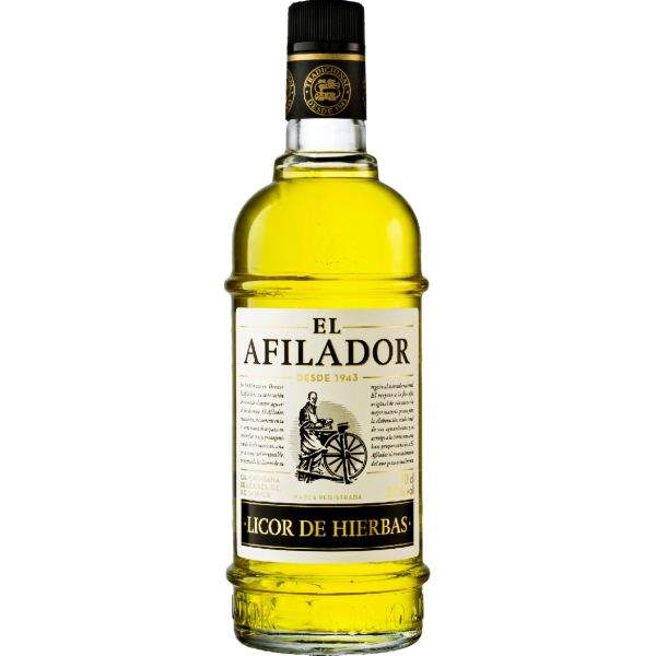 El Afilador Herbal Liqueur