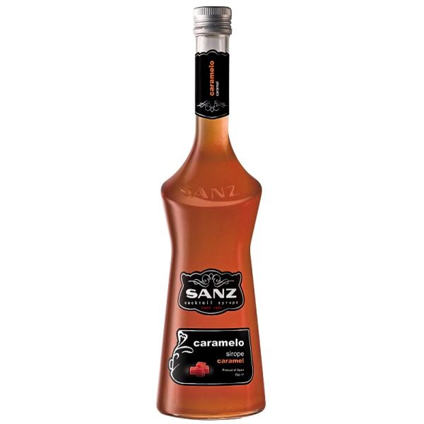 Caramel Syrup Sanz