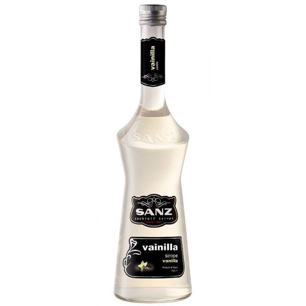 Vanilla Syrup Sanz
