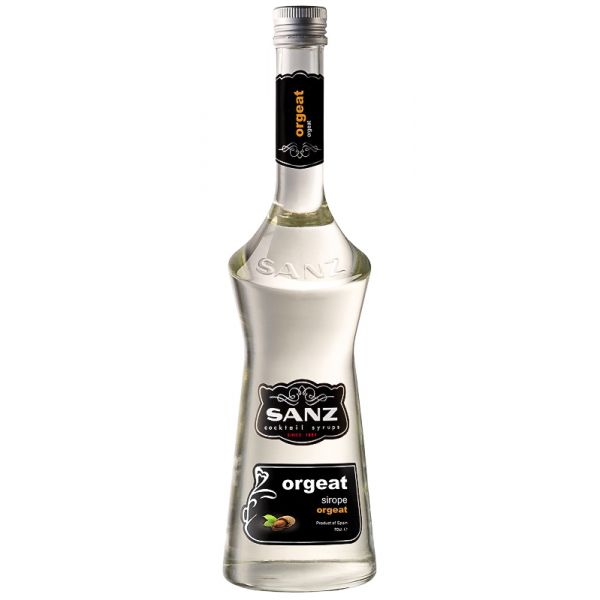 Orgeat Syrup Sanz