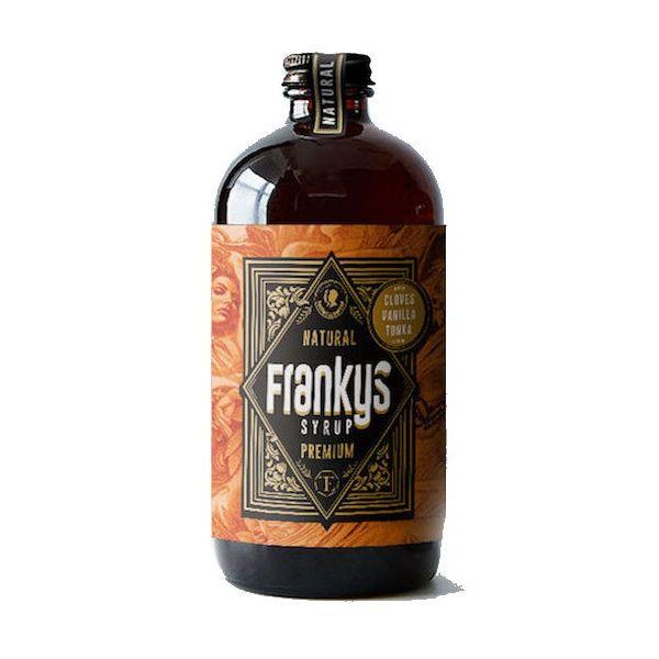 Frankys Vanilla Syrup