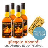 Pack Fire Cock Los Alamos Beach Festival