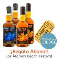 Pack Fire & Sweet Cock Los Alamos Beach Festival