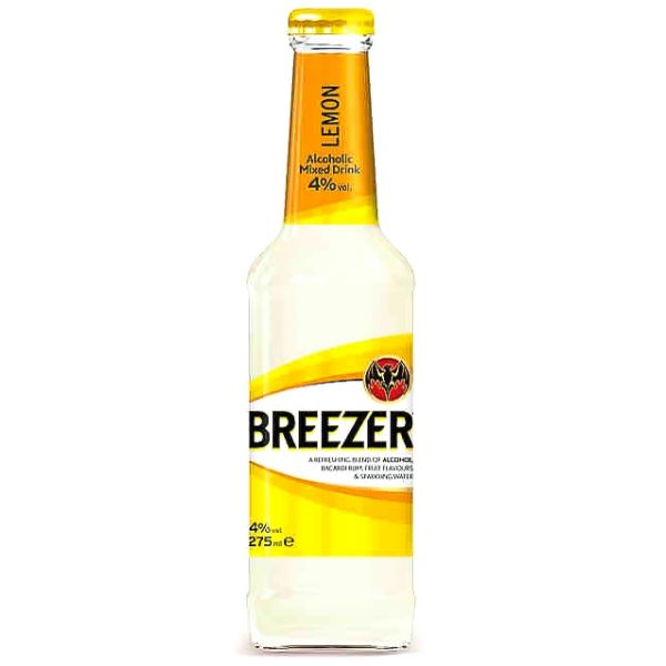 Bacardi Breezer Lemon