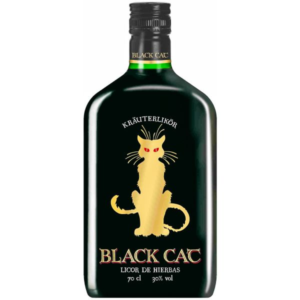 Balck Cat Herbal Liqueur