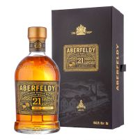 Aberfeldy 21 Years Boxed Bottle