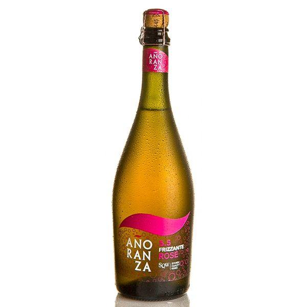 Vino Frizzante Añoranza 5.5 Rosado