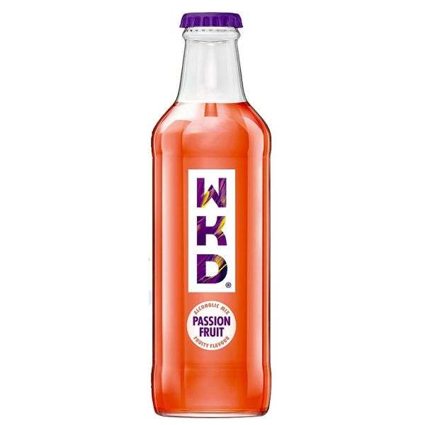 WKD Passion Fruit
