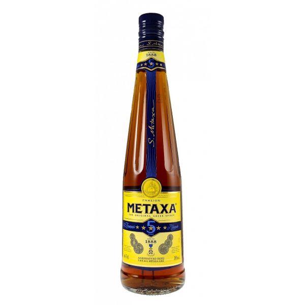 Brandy Metaxa 5 Star