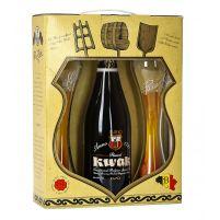 Estuche Pauwel Kwak Botella + 2 Vasos