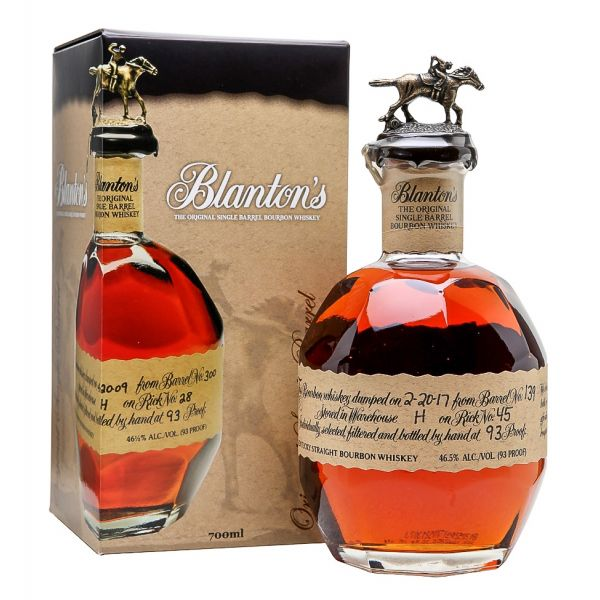 Blanton's Original Single Barrel Boxed Bottle