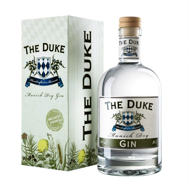 The Duke Munich Dry Gin Estuchado