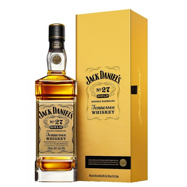 Jack Daniel's Nº27 Gold Estuchado