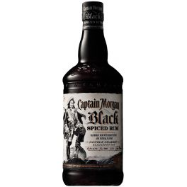 Capitan Morgan Black Spiced