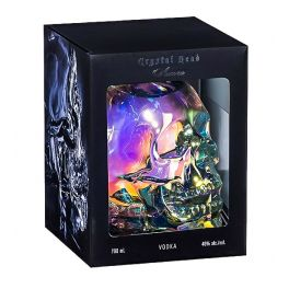 Crystal Head Aurora Boxed Bottle