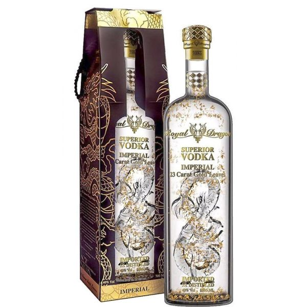 Royal Dragon Imperial Boxed Bottle
