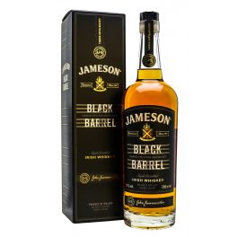 Jameson Black Barrel Select Reserve Boxed Bottle