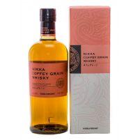 Nikka Coffey Grain Boxed Bottle