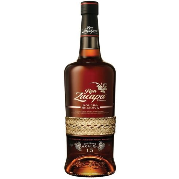 Zacapa Centenario 15 years Boxed Bottle