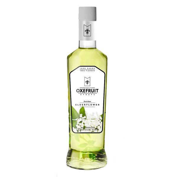 Elderflower Syrup Oxefruit
