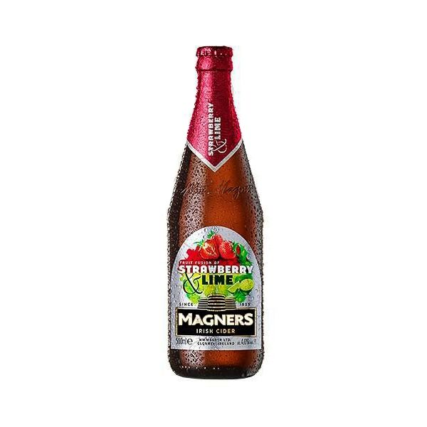 Magners Strawberry & Lime