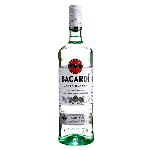 Bacardi Superior White