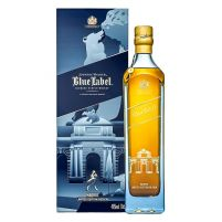 Johnnie Walker Blue Label Limited Edition Madrid Boxed Bottle