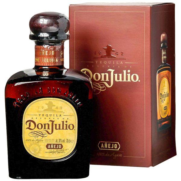 Don Julio Añejo Boxed Bottle
