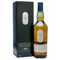 Lagavulin 12 Años Limited Edition 2017 Cask Strength Boxed Bottle