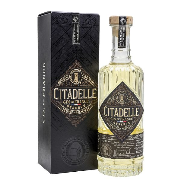 Citadelle Reserve Boxed Bottle