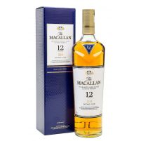 Macallan 12 Years Double Cask Boxed Bottle