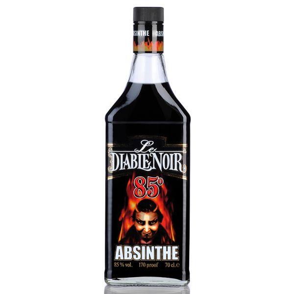 Absinthe Diable Noir