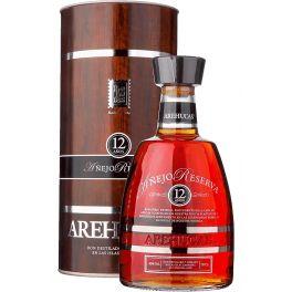 Arehucas Añejo 12 Years Seleccion Familiar Boxed Bottle