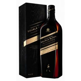 Johnnie Walker Double Black Boxed Bottle