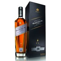 Johnnie Walker Platinum Label 18 Years Boxed Bottle