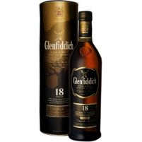 Glenfiddich 18 years Boxed Bottle