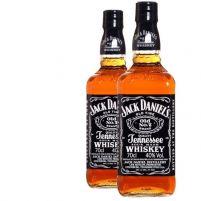 Pack Jack Daniel's 2 Bouteilles Expédition Gratuite