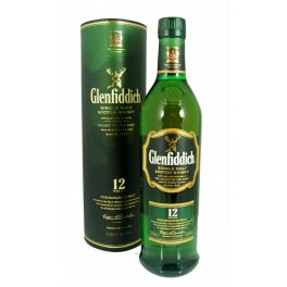 Glenfiddich 12 years Boxed Bottle