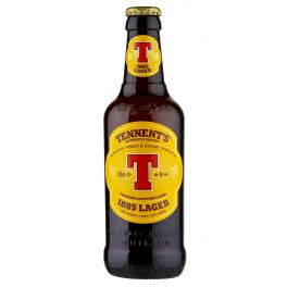Tennent's 1885 Lager