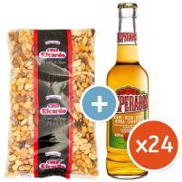 Desperados Pack de survie avec noix et fruits secs gratuits