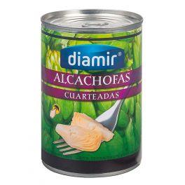 Quartered Artichokes Diamir