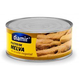 Melva Fillet in Vegetable Oil Diamir