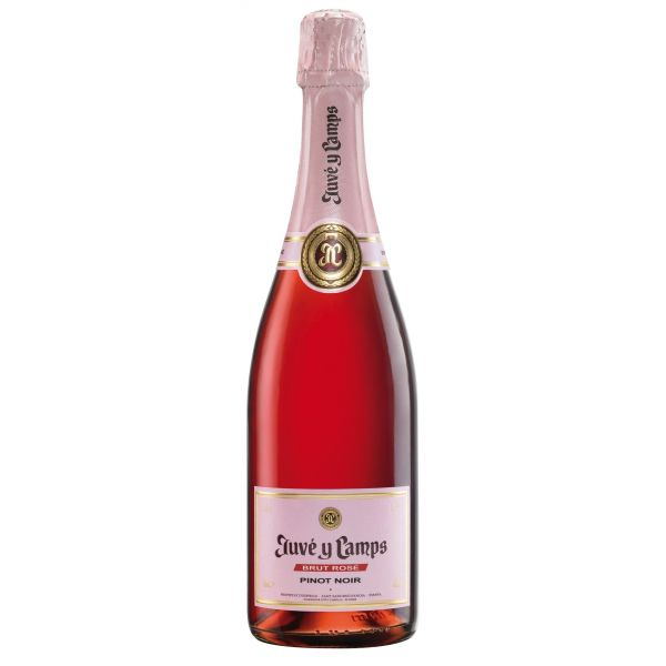 Juve & Camps Brut Rose