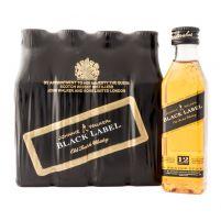 Johnnie Walker Black Label Estuchado
